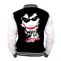 MANTEAU - Dc COMICS - JOKER