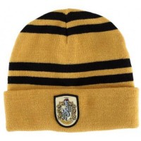 HARRY POTTER - TUQUE - POUFSOUFFLE