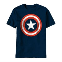 T-SHIRT - MARVEL - CAPITAINE AMÉRICA