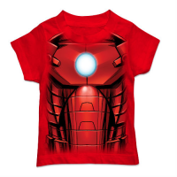 T-SHIRT - MARVEL - IRON-MAN
