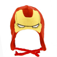 MARVEL - TUQUE - IRON-MAN