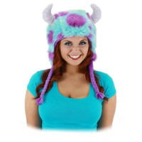 MONSTRES INC - TUQUE - SULLEY