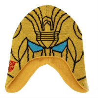TRANSFORMERS - TUQUE- BUMBLE BEE