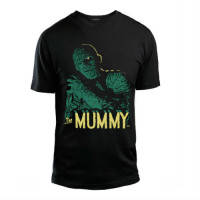 T-SHIRT - UNIVERSAL MONSTERS - LA MOMIE