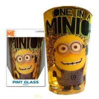 VERRE - CARTOON - DÉTESTABLE MOI - MINION